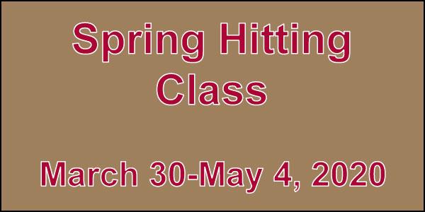 Spring-Hitting-Class