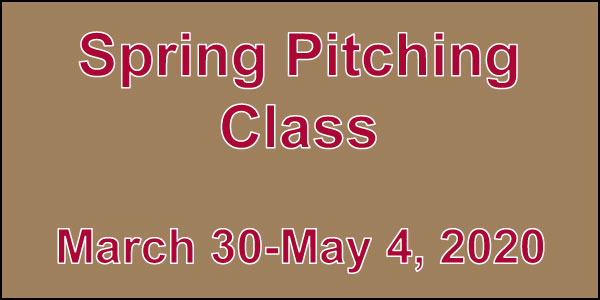 Spring-Pitching-Class
